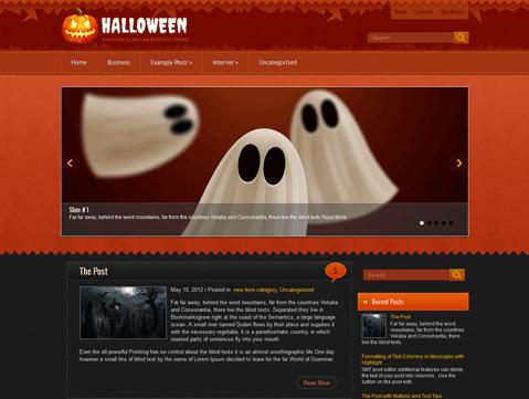 Halloween SMThemes