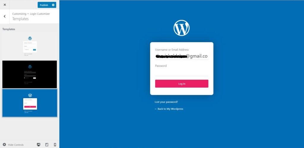 Customize Login Page With Custom Login Page Customizer Plugin 6 1