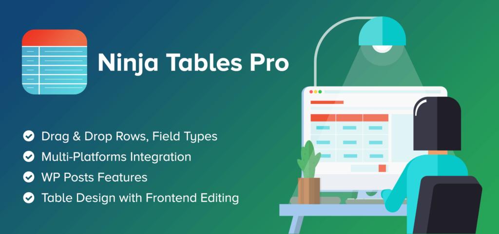 Ninja Table