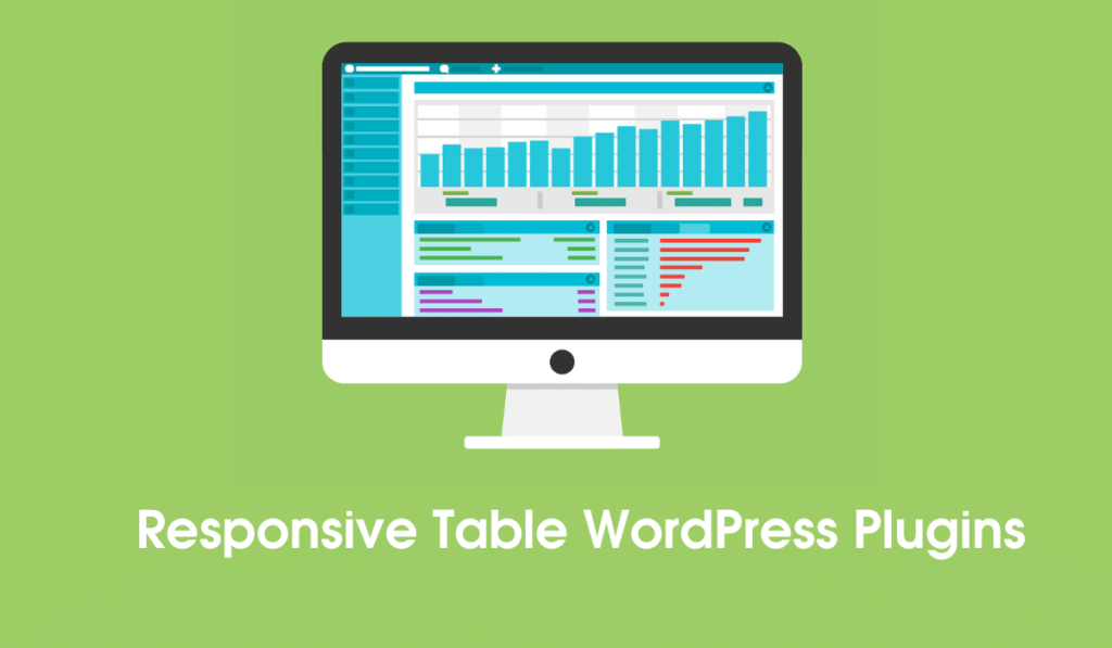 Responsive Table WordPress Plugins
