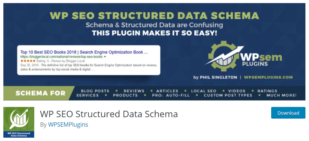 WP SEO Structured Data Schema By WPSEMPlugins