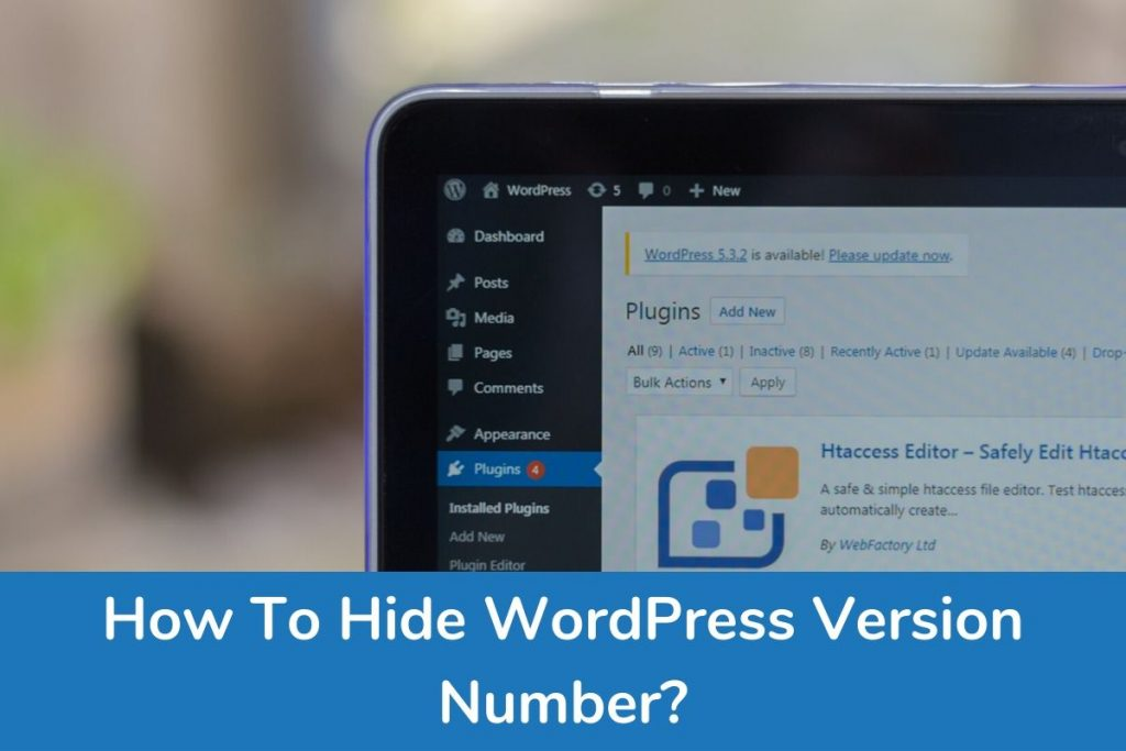 How To Hide WordPress Version Number (1)
