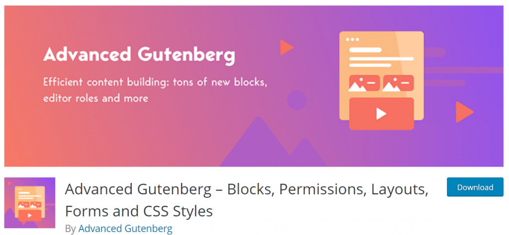 Advanced Gutenberg – Blocks, Permissions, Layouts, Forms And CSS Styles