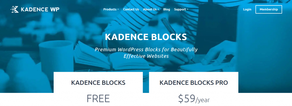 KADENCE BLOCKS