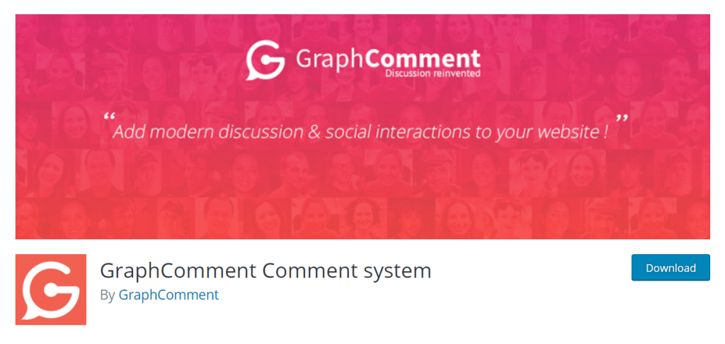 GraphComment Comment System