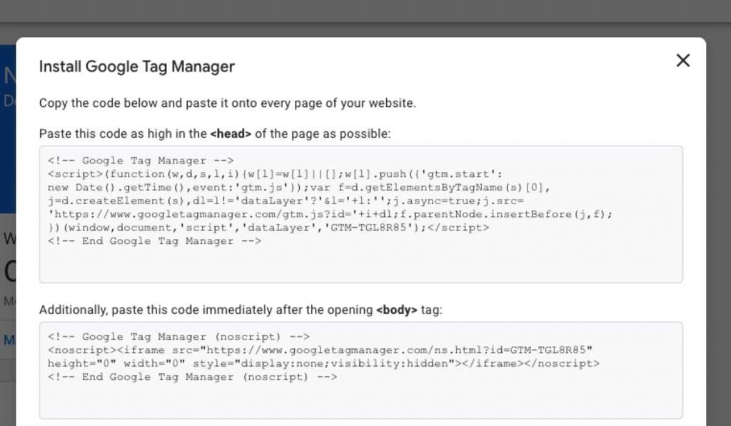 Manually Compiling The Google Analytics With Your WordPress Website Via Code